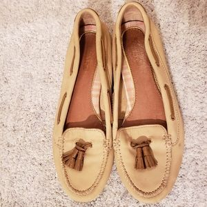 Sperry top-sider loafers, size 8.5